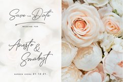 Ambitious - handwritten font Product Image 2