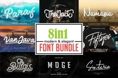 Elegant Font Bundle | Logo Font Product Image 1