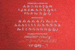 Web Font Monoline Misty Forest Font Product Image 5
