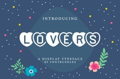 Web Font Lovers Product Image 1