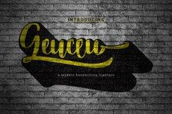 Geuceu Typeface Product Image 1