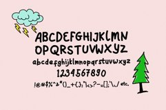 Fun Story Font Product Image 3