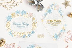 Sparkling snowflakes collection Product Image 2