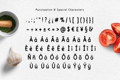 Tomatino. Handmade Font Product Image 3