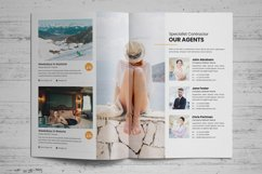 Holiday Travel Brochure Design v5 Product Image 5
