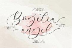 Algeline a Romantic Script Font Product Image 7