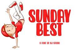 Sunday Best Product Image 1