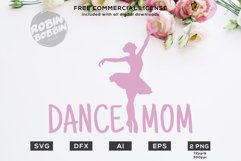 Dance Mom Design for T-Shirt, Hoodies, Mugs and more Product Image 1