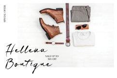 Velguife Script Font Product Image 4
