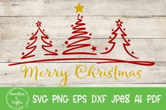 Merry Christmas Tree Product Image 1