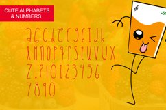 Juicy Monster - A Fun Cute Font Product Image 2