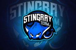 Stingray Team - Mascot & Esport Logo Product Image 1