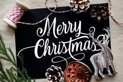 Hello Christmas - Modern Calligraphy Product Image 4