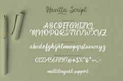 Havitta - Handwritten Script Product Image 6