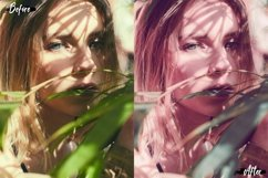14 Soft Rose Photoshop Actions, ACR and LUT Presets Product Image 1