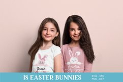 Easter Bunny Face svg png eps Product Image 4