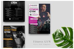 Fitness Flyer Template Product Image 1