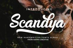 Scandya Script Product Image 1