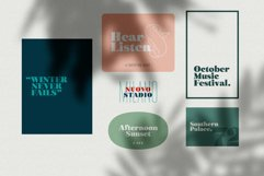 Norfolk Font Pair Bold & Narrow Product Image 6