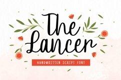 Web Font Lancer Font Product Image 1