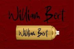 Web Font Begooh - Brush Font Product Image 4