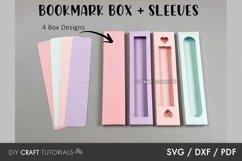 Bookmark Box svg, Bookmark Holder svg, Box svg Product Image 4