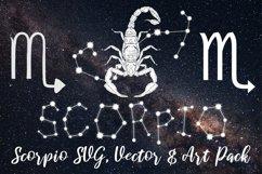 Scorpio Zodiac, Constellation, Horoscope, Celestial Pack Product Image 1