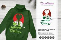 Christmas Gnomes SVG Bundle   Funny Christmas SVG Bundle Product Image 6