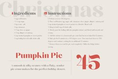 Chloe - A Classic Typeface Product Image 3