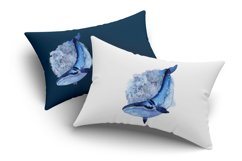 Residents of deep water Sea Style Sublimation Png Product Image 2