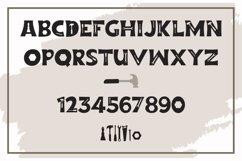 Repairman - a Fun Tool Font Product Image 2