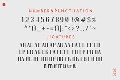 CLARA   Unique Serif Typeface Product Image 3