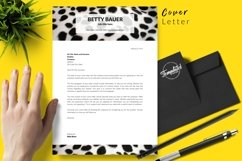 Animal Care Resume CV Template for Word & Pages Betty Bauer Product Image 5