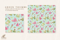 Green Thumbs Gardening Clip Art Product Image 6