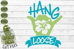 Hang Loose Shaka SVG Product Image 2