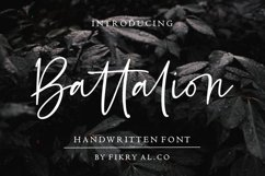 Signature Collection Font Bundle Product Image 20