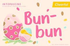 Bunbun - Holiday Font Product Image 2
