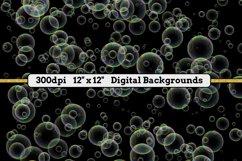 """12 Designs - 12"""" x 12"""" - Bubbles Set Product Image 4"""