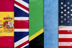 236 Grunge Flags Product Image 3