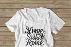 Home and Family Quotes.15 SVG Designs Product Image 6