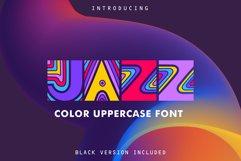 JAZZ - SVG Color Font Product Image 1