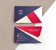 Modern Business Card Template Product Image 3