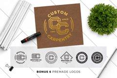 Monogram Logo Creator Product Image 4