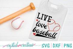 Live Love Baseball Product Image 1