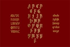 Afterkilly - New Blackletter Product Image 5