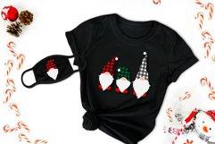 Christmas Gnome SVG, Build your Gnome, Christmas Bundle SVG Product Image 3