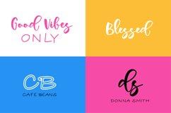 Vanilla Vibes Font Set Product Image 4