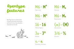 Limes—handmade fontfamily Product Image 6