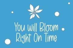 Web Font BabyBoom - Fancy Font Product Image 6