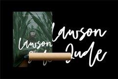 Web Font Leighton - Bold & Beauty Script Font Product Image 2